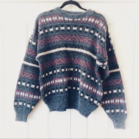 Cambridge Classics Other - Cambridge Classics Vintage 90s Men's XL Sweater